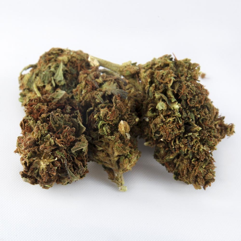 silver haze cbd hemp bud for sale online