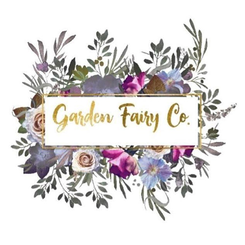 garden fairy co herbal cigarettes logo